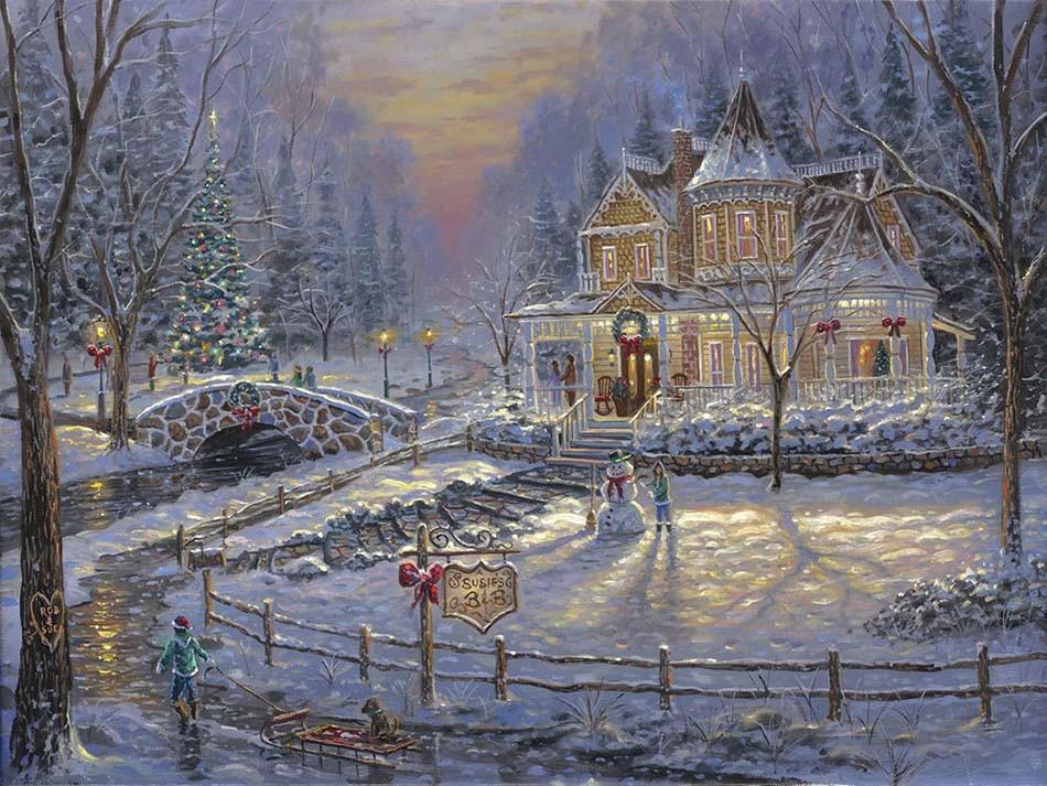 ChristmasHomecoming