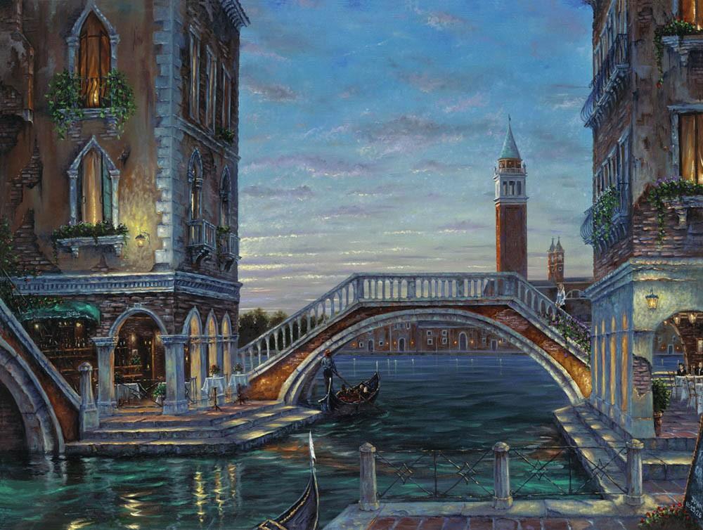 EveningInVenezia