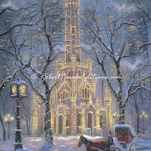 Chicago Water Tower (SOLD)
