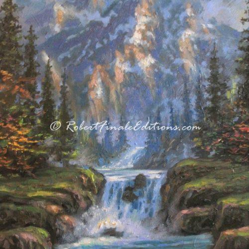 High Mountain Falls
