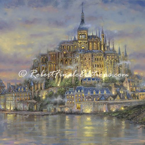 Post_Mont-St-Michel-500x500 by Robert Finale Editions