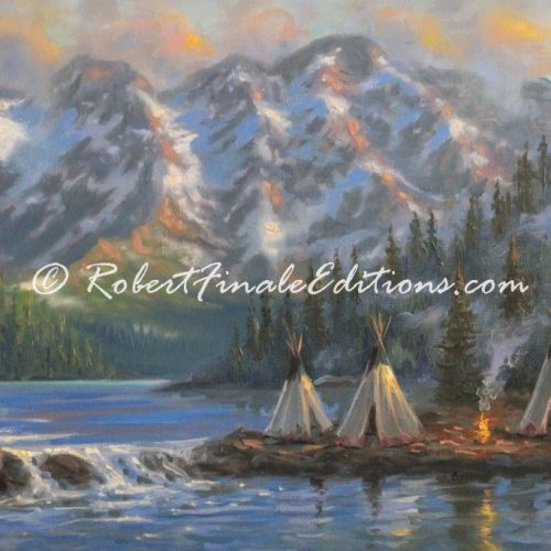 Post_Mountain-Tepees-500x500 by Robert Finale Editions