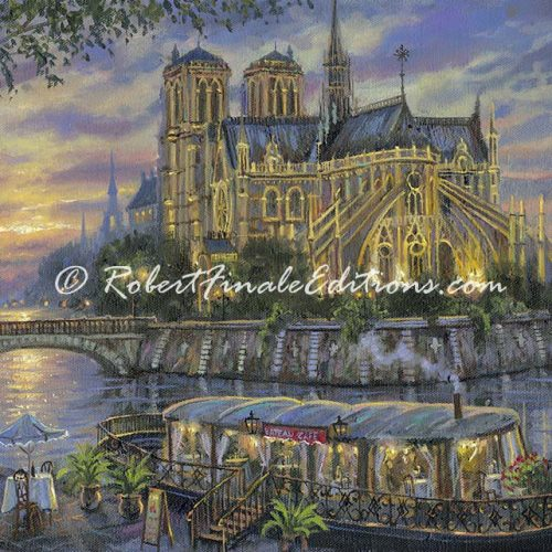 Post_Notre-Dame-Paris-500x500 by Robert Finale Editions