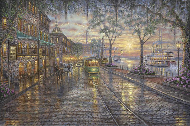 Savannah-River-Street
