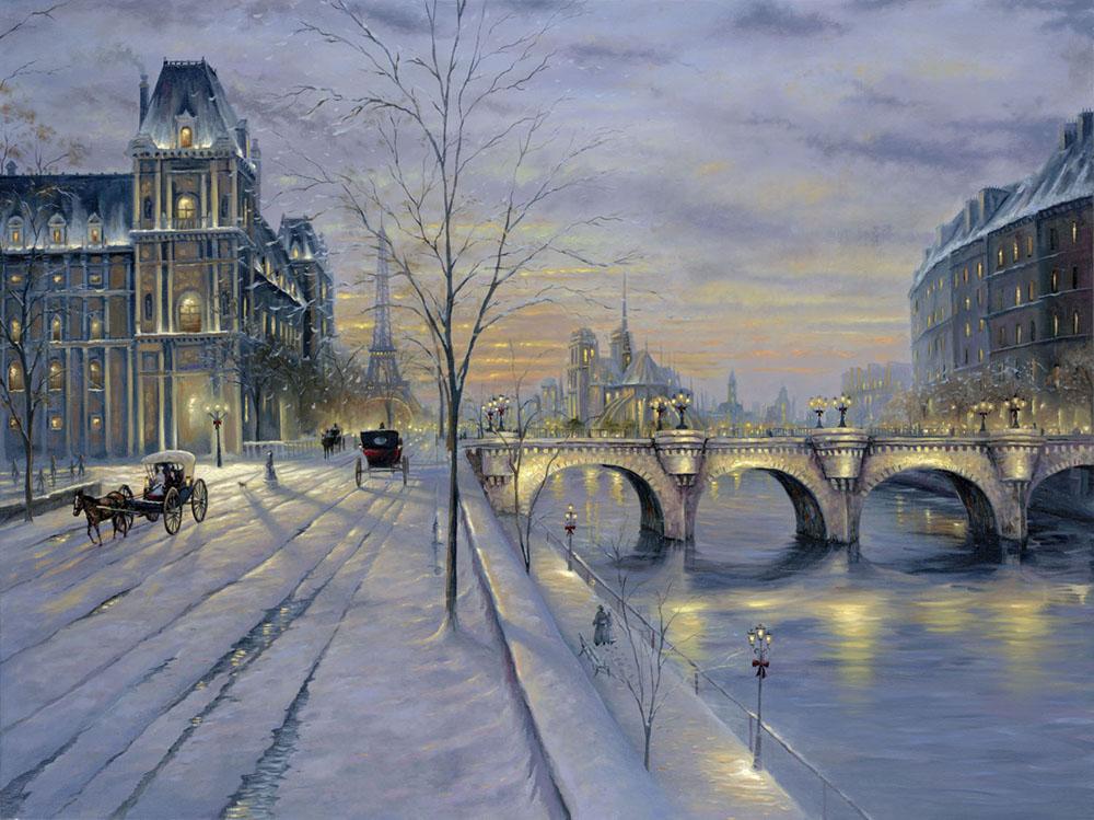 WinterInParis