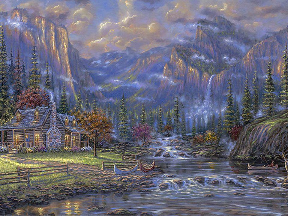 YosemiteFalls