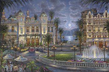 Casino-de-Monte-Carlo-350x233 by Robert Finale Editions