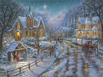 Oh-Holy-Night-1-350x262 by Robert Finale Editions