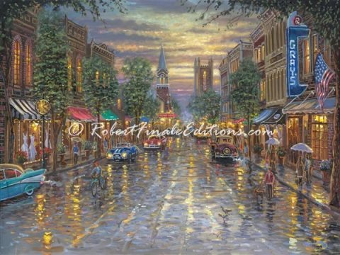 DowntownFranklinWB-1-480x360 by Robert Finale Editions