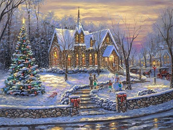 Church Bells of Christmas