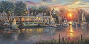 Chesapeake-Sunrise-Web-350x175 by Robert Finale Editions