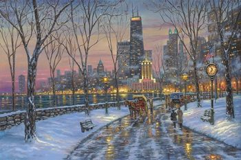Chicago-Skyline-350x233 by Robert Finale Editions